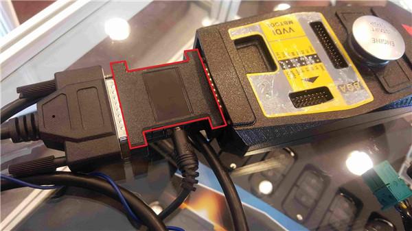 VVDI MB Tool Power Adapter-1