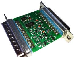 carprog D1 adapter
