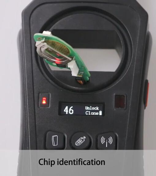 KEYDIY KD-X2 46 chip identification