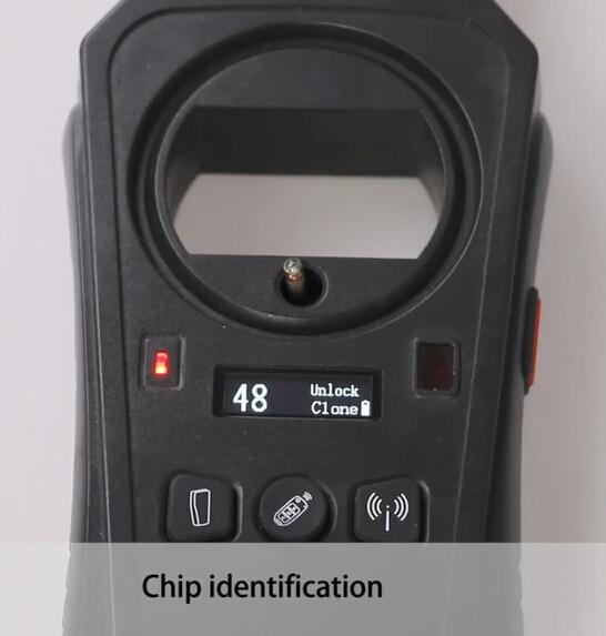 KEYDIY KD-X2 48 chip identification