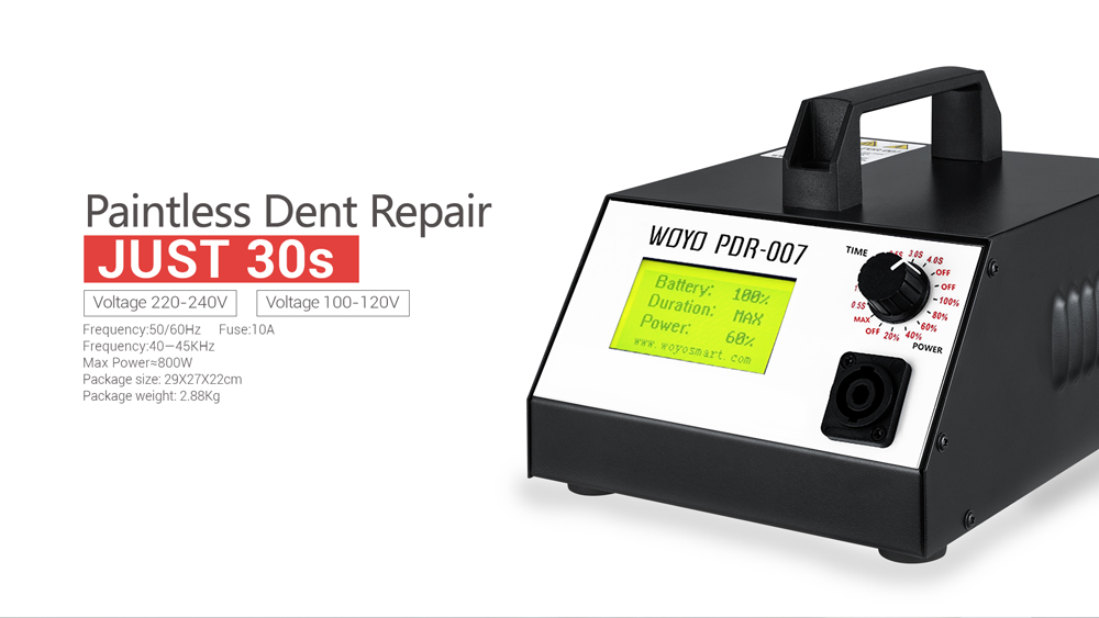 WOYO PDR007 Auto Body Paintless Dent Repair Tool