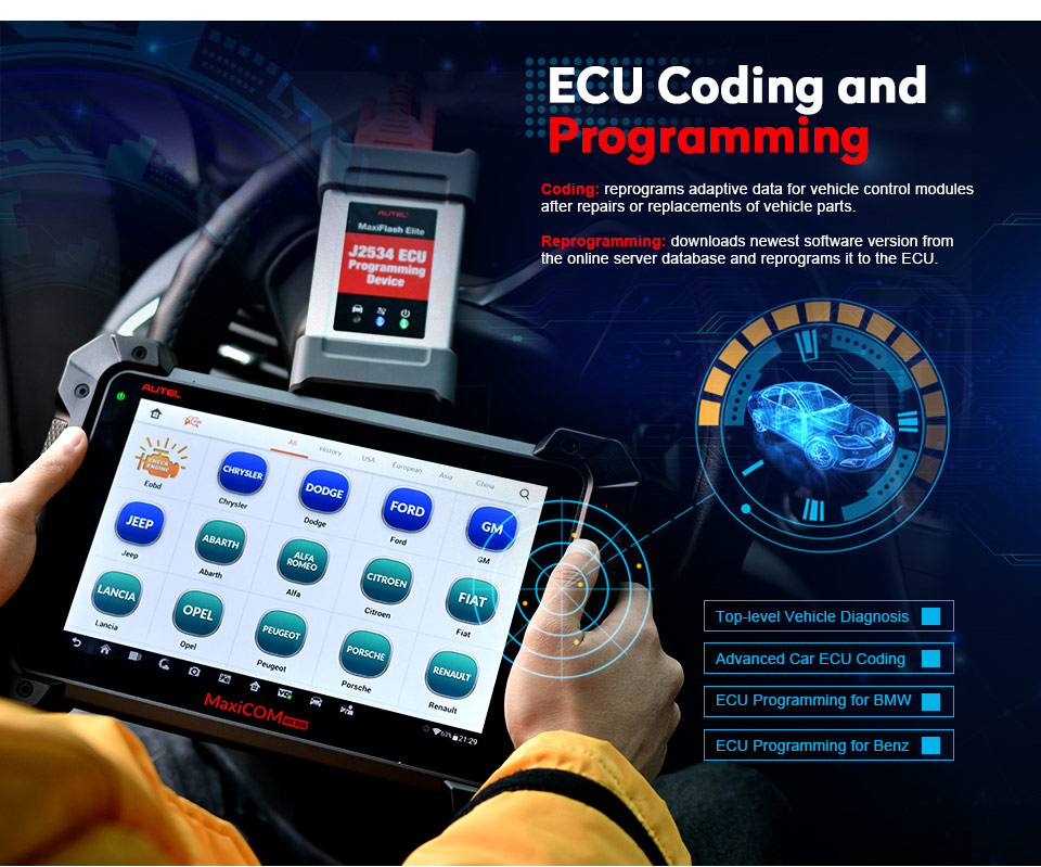 ECU Programming
