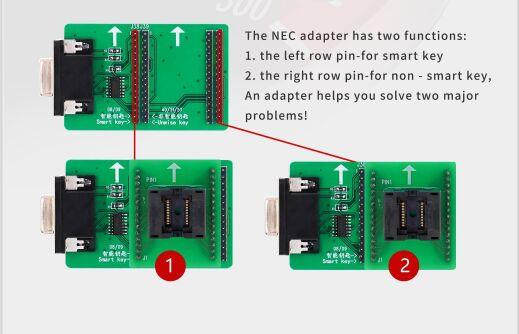 CGMB-NEC Adapter