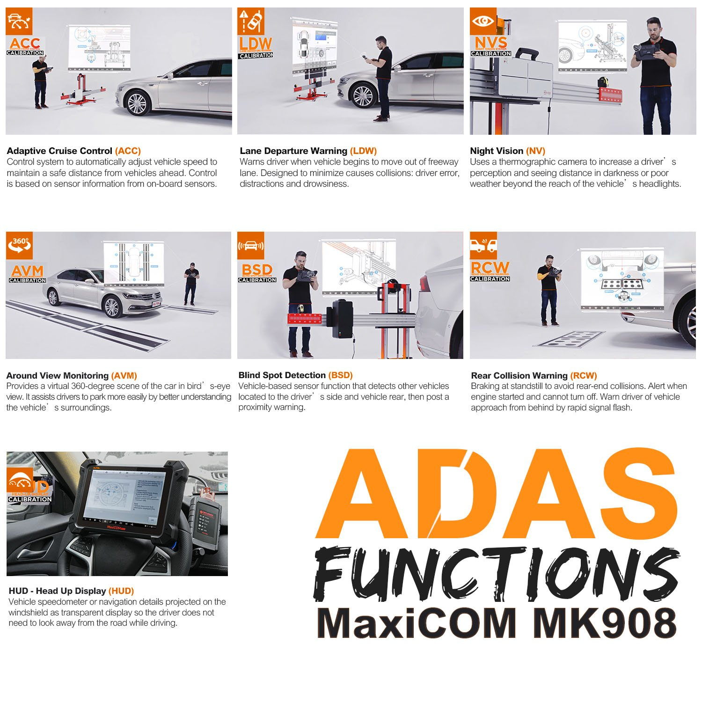 Autel MaxiCOM MK908