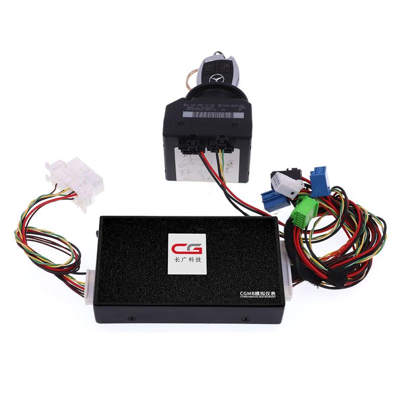 CGDI MB Benz EIS ELV Testing Platform Instrument Emulator