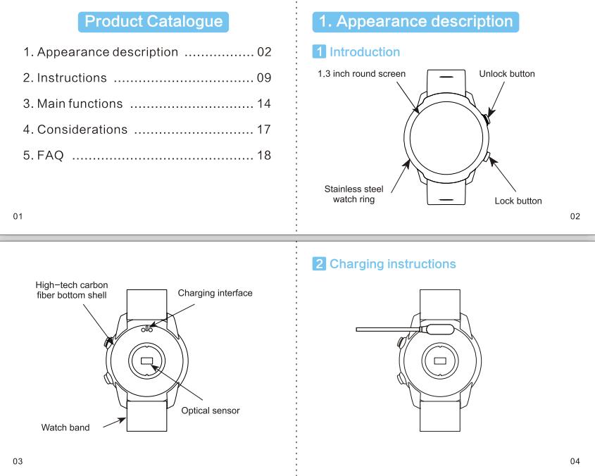 Original KEYDIY KD Smart Watch KD-SW02 Liquid Crystal