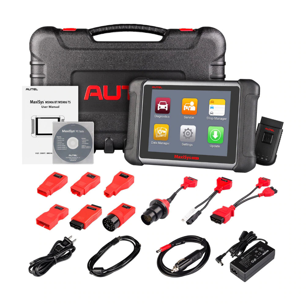 Autel MaxiSys MS906BTPackage