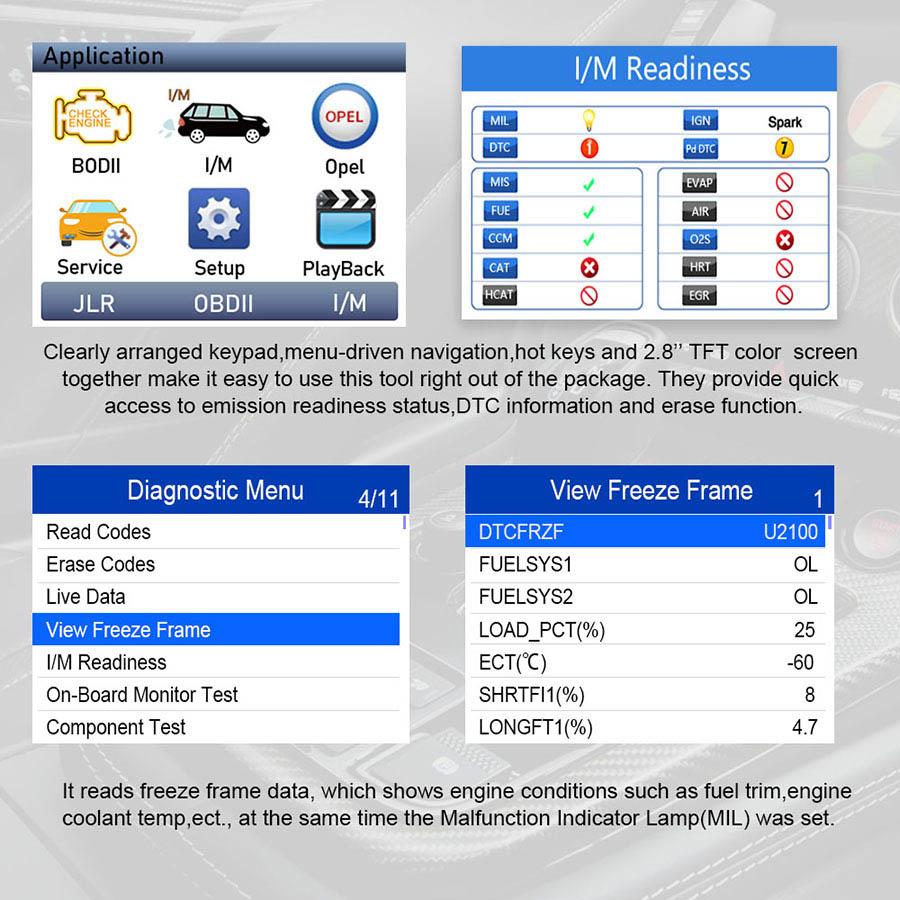 VIDENT iMax4305 Opel
