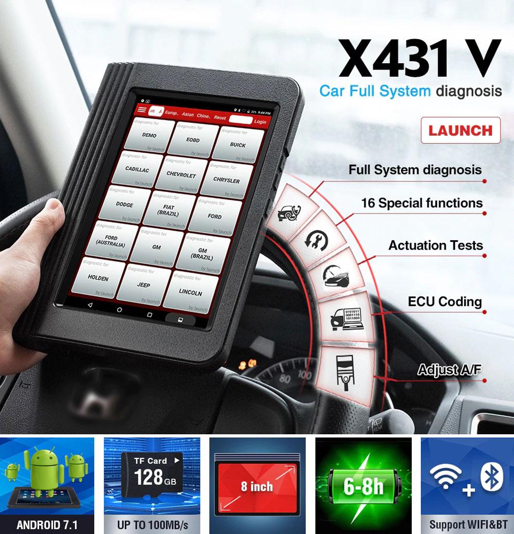 X431 V PRO