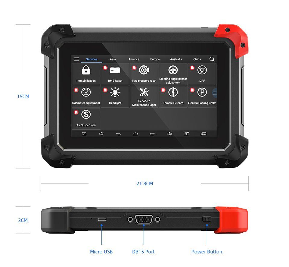 XTOOL EZ400 Pro Tablet