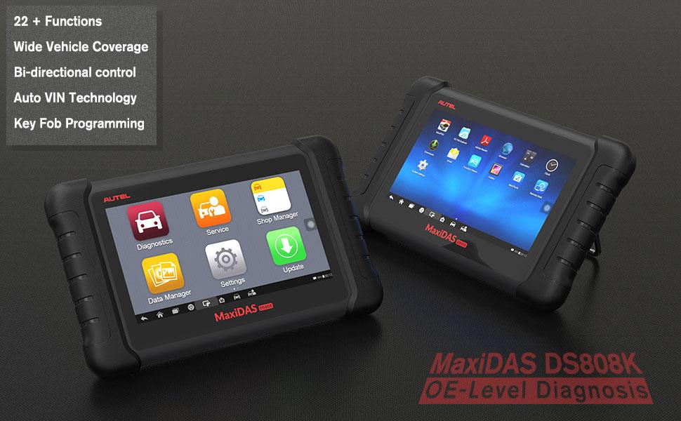 AUTEL MaxiDAS DS808K