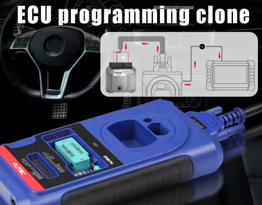 Autel XP400 PRO Key and Chip Programmer