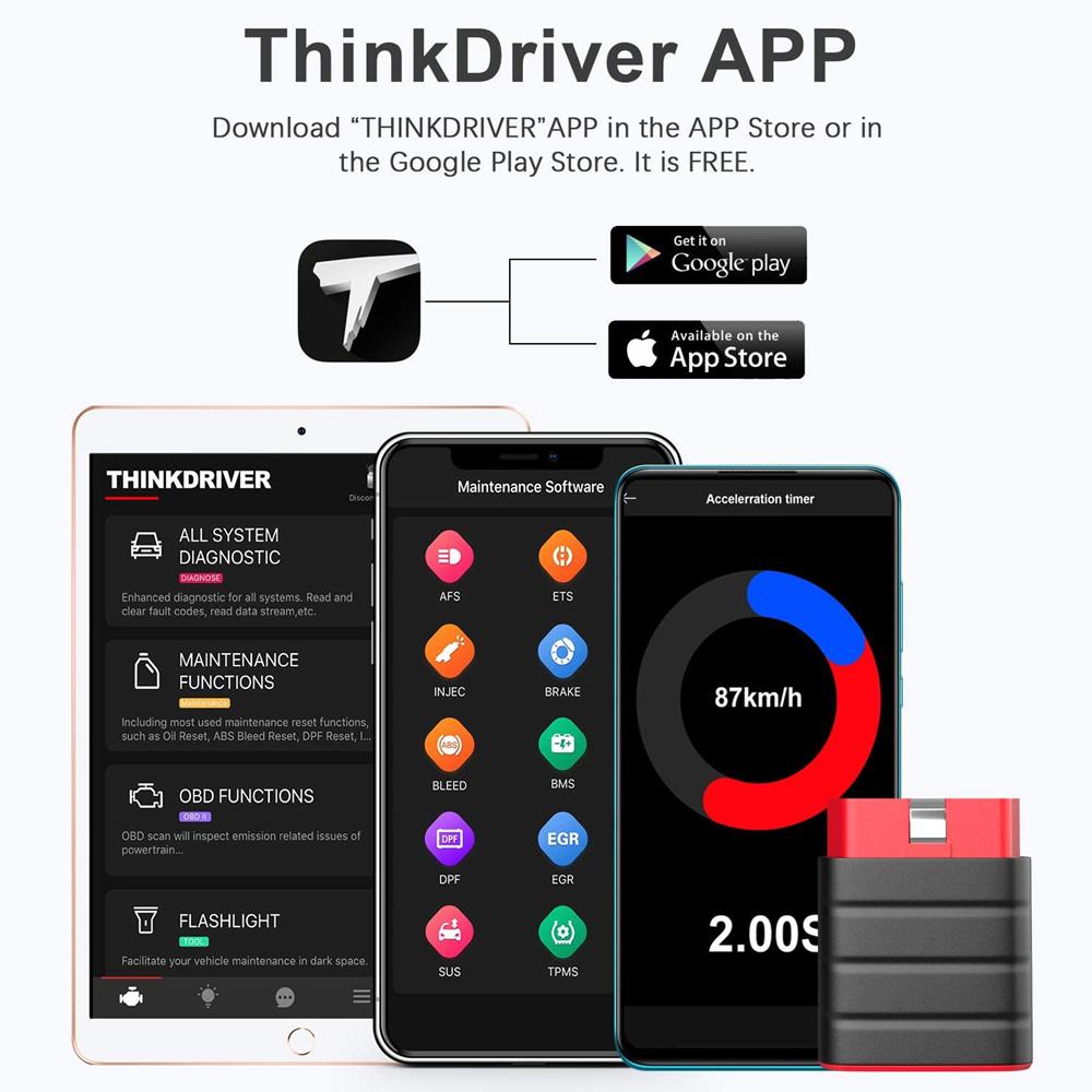 LAUNCH THINKCAR 2 ThinkDriver
