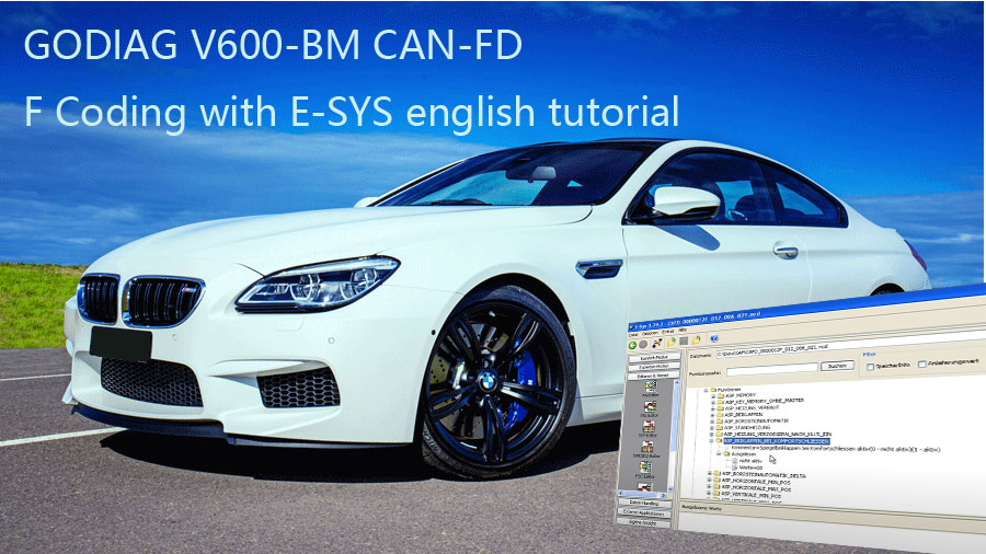 GODIAG V600-BM BMW