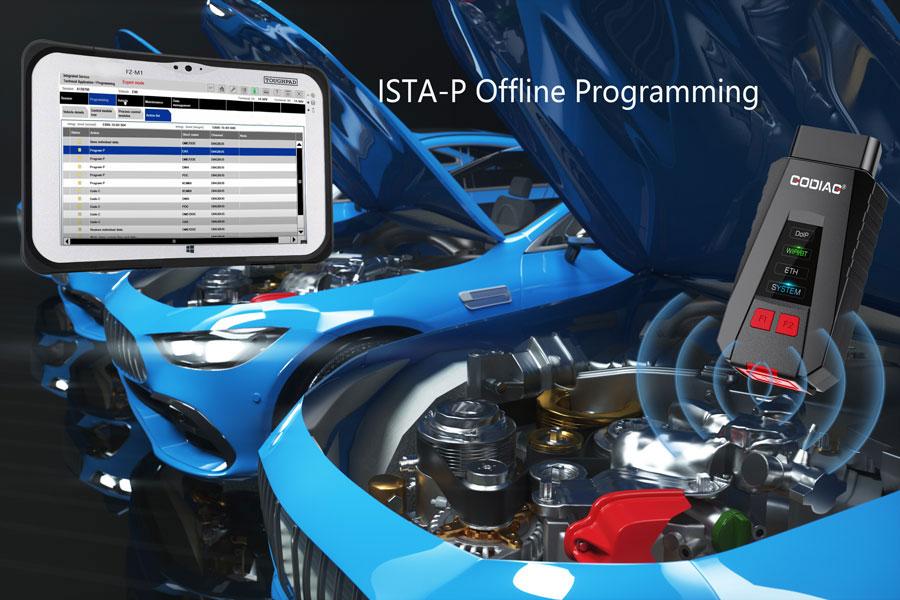 GODIAG V600-BM BMW Diagnostic Tool
