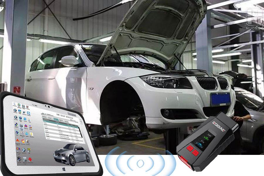 GODIAG V600-BM BMW Diagnostic Programming Tool
