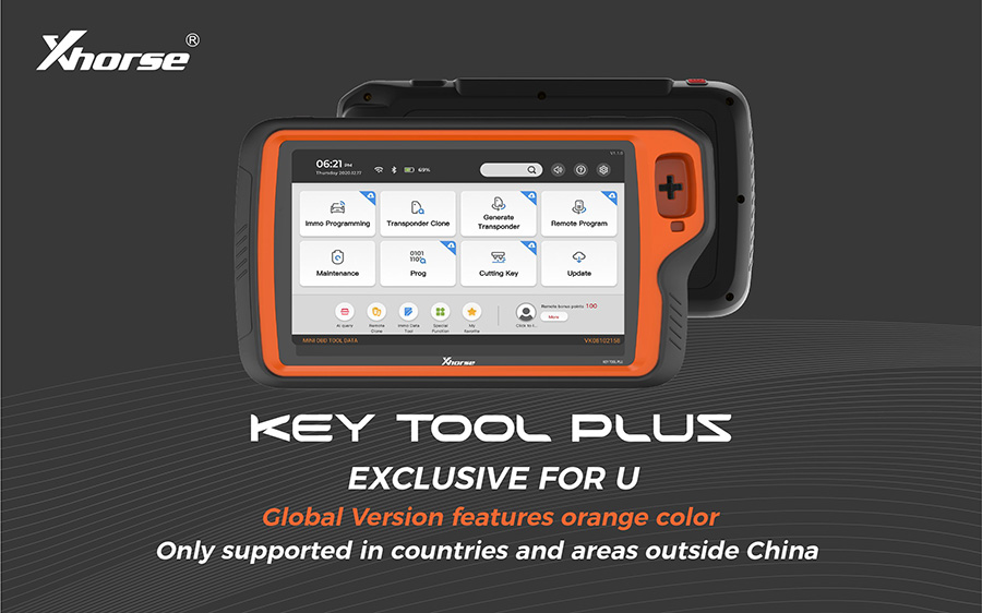 Xhorse VVDI Key Tool Plus