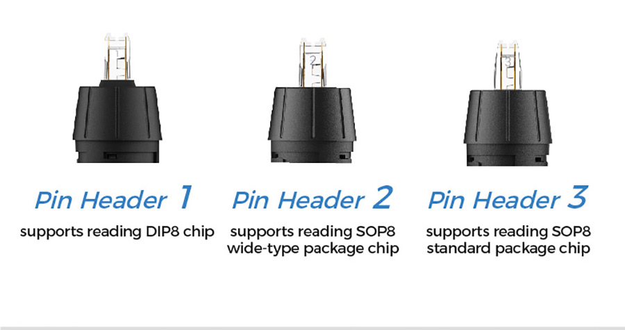 XHORSE MINI PROG Pin Header