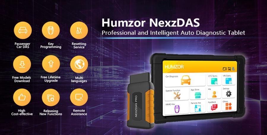 Humzor NexzDAS Pro