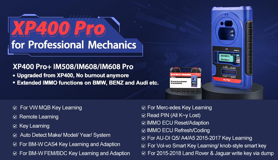 Autel XP400Pro