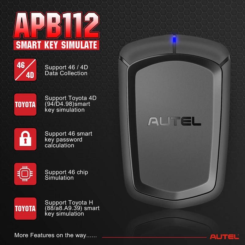 Autel APB112 Simulator