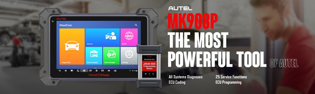 Autel MK908P