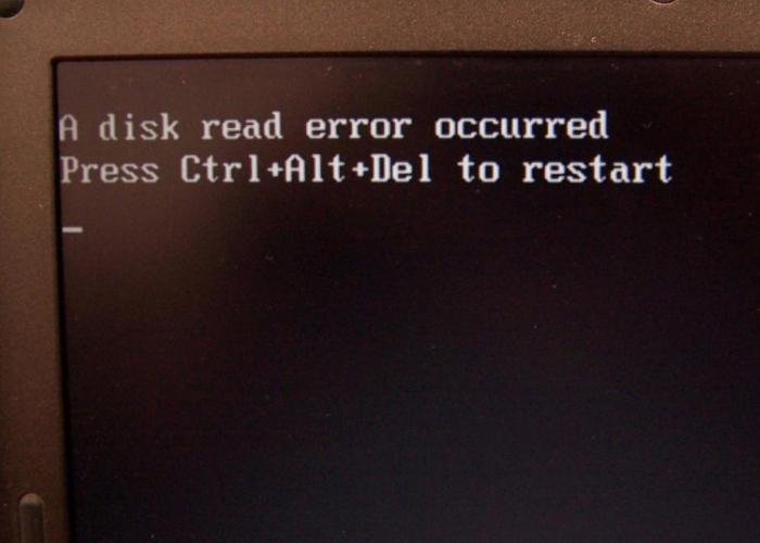 SD C4 error